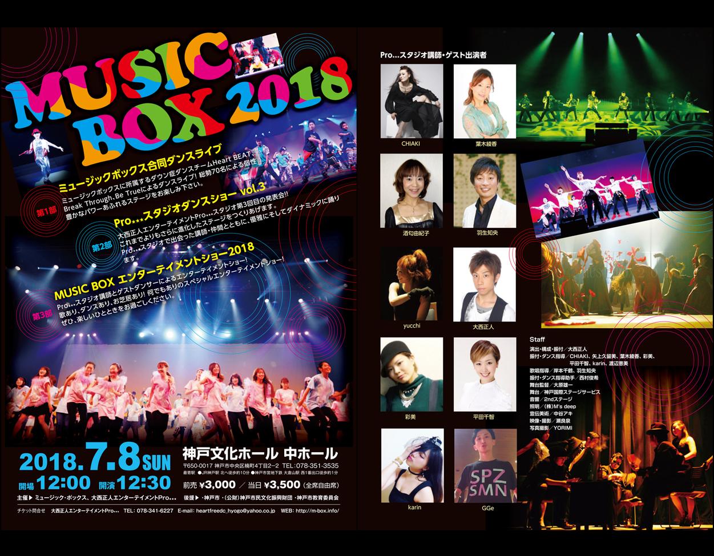 【7/8】MUSIC BOX2108開催‼︎